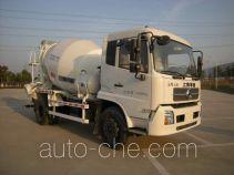 Huajian HDJ5140GJBDF concrete mixer truck