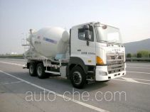 Huajian HDJ5250GJBGH concrete mixer truck