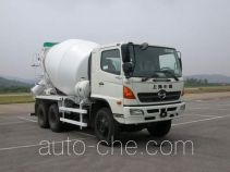 Huajian HDJ5250GJBHI concrete mixer truck