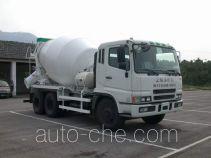 Huajian HDJ5251GJBMI concrete mixer truck