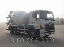 Huajian HDJ5256GJBHI concrete mixer truck