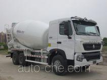 Huajian HDJ5258GJBHO concrete mixer truck