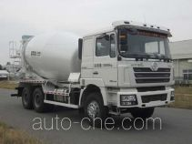 Huajian HDJ5258GJBSX concrete mixer truck