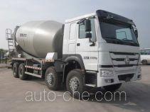 Huajian HDJ5316GJBHO concrete mixer truck