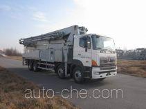 华建牌HDJ5410THBHI型混凝土泵车