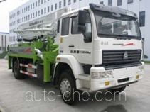 Hold HDL5160THB concrete pump truck