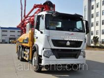 Hold HDL5290THB concrete pump truck