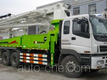 Hold HDL5330THB concrete pump truck