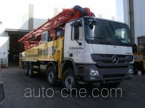 Hold HDL5431THB concrete pump truck