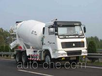 铁力士牌HDT5256GJB1型混凝土搅拌运输车