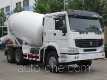 铁力士牌HDT5256GJB3型混凝土搅拌运输车