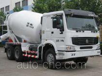 铁力士牌HDT5256GJB2型混凝土搅拌运输车