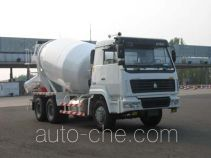 铁力士牌HDT5257GJB型混凝土搅拌运输车