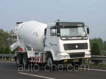 铁力士牌HDT5258GJB型混凝土搅拌运输车