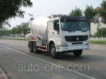 铁力士牌HDT5259GJB型混凝土搅拌运输车