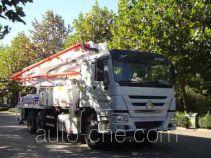 铁力士牌HDT5292THB型混凝土泵车