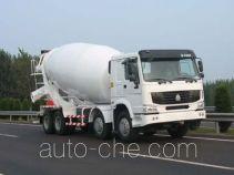 铁力士牌HDT5312GJB型混凝土搅拌运输车