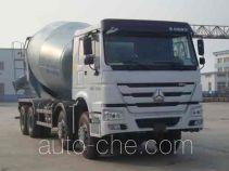 铁力士牌HDT5314GJB型混凝土搅拌运输车
