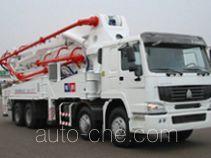 铁力士牌HDT5400THB-48/5型混凝土泵车
