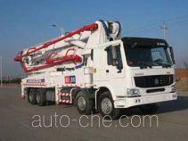Tielishi HDT5420THB-52/5 concrete pump truck