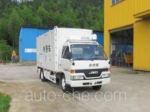 Haidexin HDX5040XDY мобильная электростанция на базе автомобиля