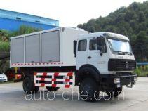 Haidexin HDX5160XZB автомобиль для перевозки оборудования