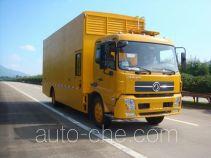 Haidexin HDX5163TDY аварийная электростанция на базе грузового автомобиля