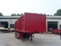 Enxin Shiye HEX9320XXY box body van trailer