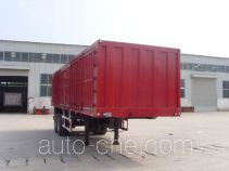 Enxin Shiye HEX9340XXY box body van trailer