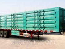 恩信事业牌HEX9390XXY型厢式运输半挂车