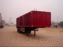 Enxin Shiye HEX9402XXY box body van trailer
