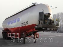 Enxin Shiye HEX9404GFLA low-density bulk powder transport trailer