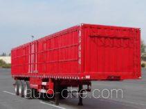 恩信事业牌HEX9407XXY型厢式运输半挂车