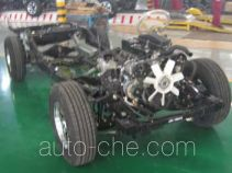 JAC HFC1027KFA light truck chassis