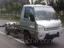 JAC HFC1030PW6T2B7DZ truck chassis