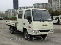 JAC HFC1030RW4E1B4DV cargo truck