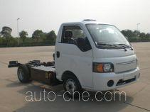 JAC HFC1031PV4EV3B3 шасси электрического грузовика