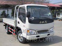 JAC HFC1040P93K8B4 бортовой грузовик