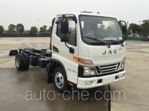 JAC HFC1051P53K1C2V truck chassis