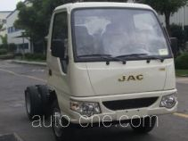 JAC HFC1042PW4K1B6Z truck chassis