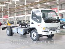 JAC HFC1070P82EV1C5Z electric truck chassis