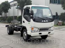 JAC HFC1073P83K1B4 truck chassis