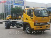 江淮牌HFC1101P91K2D4ZV型载货汽车底盘