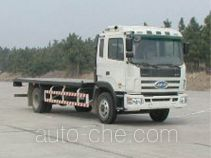 JAC HFC1130KR1PB flatbed truck