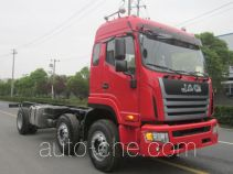 JAC HFC1241P3K2D38S2V truck chassis