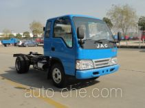 JAC HFC2046KPZ off-road dump truck chassis