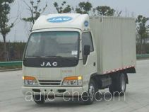 JAC Wuye HFC2810X2 low-speed cargo van truck