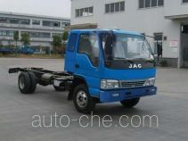 JAC HFC3040PB91K1C7 шасси самосвала