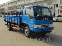 JAC HFC3046KPLZ dump truck