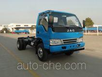JAC HFC3086KZ dump truck chassis